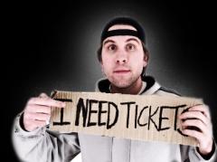 Sháním lístek!