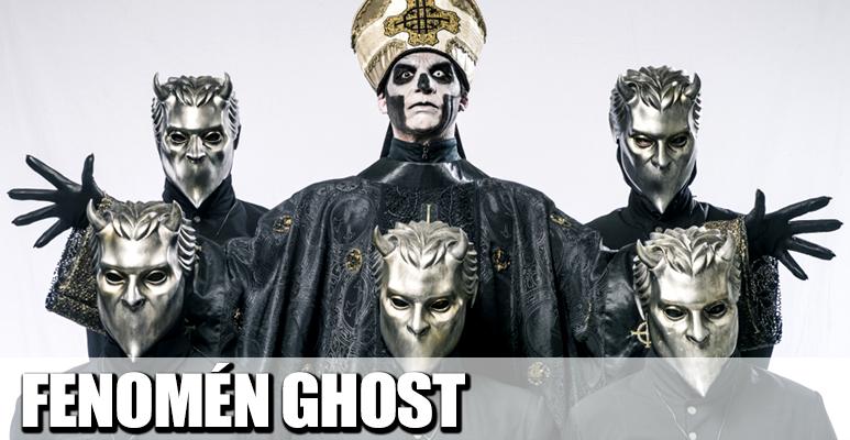 5 důvodů, proč propadnout kouzlu Ghost