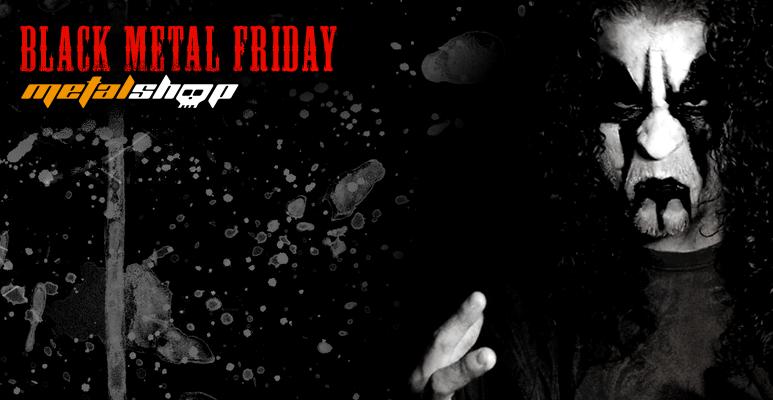 Chceš nákup zdarma? Black Metal Friday je tady!