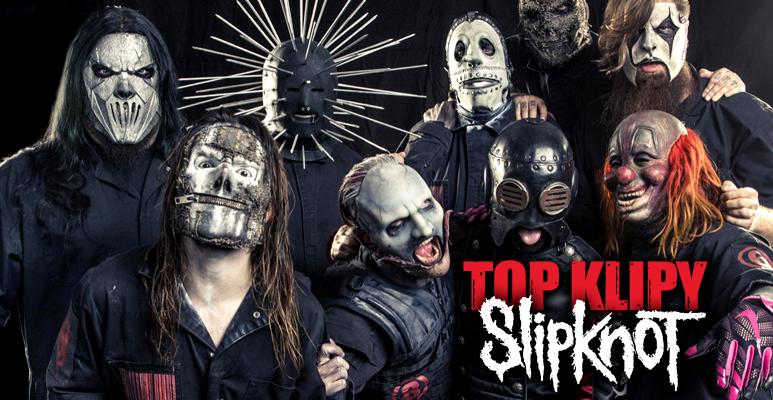 TOP10: Nejoblíbenější videoklipy Slipknot