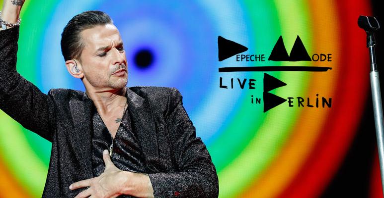 SOUTĚŽ: Hrajeme o 10 voucherů na Depeche Mode v kinech!